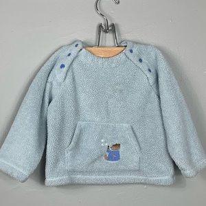 Hannah Anderson Fleece Sweater